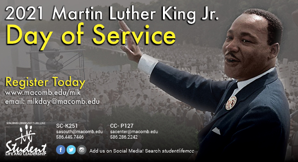 dr martin luther king day 2020