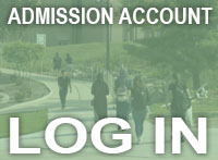 Admission Log In