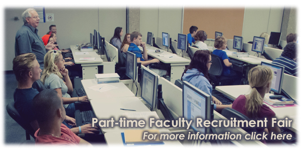 Faculty Recruitment Fair