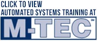 Automated Systems Training at M-TEC